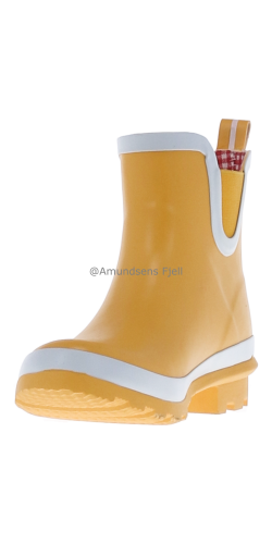 Amundsens Fjell Women Hedda Boot rubber rain boots yellow