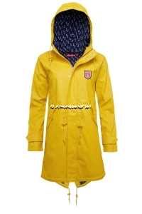 Derbe Travel Friese Anchor yellow/navy