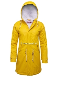 Derbe Cozy Travel yellow