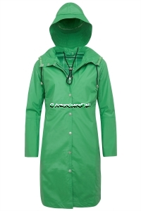 ILSE JACOBSEN Rain1 Raincoat und Hut Evergreen 3