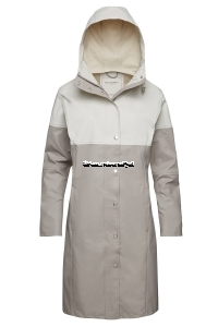 ILSE JACOBSEN Rain 02 B Raincoat Atmosphere Milk Creme