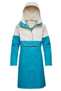 ILSE JACOBSEN Rain 02 B Raincoat Pacific Milk Creme