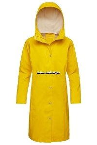 ILSE JACOBSEN Rain 02 Raincoat Cyber Yellow 2 3