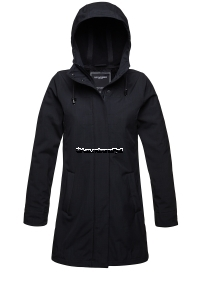 ILSE JACOBSEN Rain 50 Raincoat Black