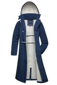 ILSE JACOBSEN Rain 59 Raincoat Dark Indigo