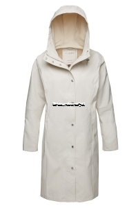 ILSE JACOBSEN Rain 02 Raincoat Milk Creme