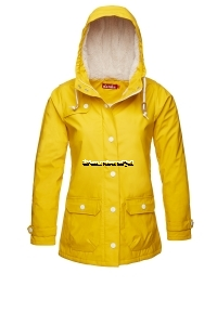 Derbe Peninsula Cozy yellow