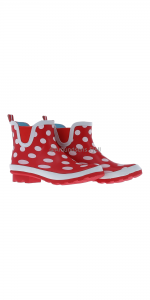 Amundsens Fjell Women Gurri Boot rubber rain boots red