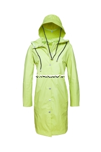 ILSE JACOBSEN Rain1 Raincoat und Hut Lime 3