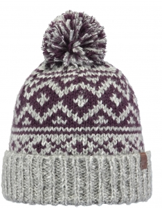 Barts Beanie Cartonn heather grey