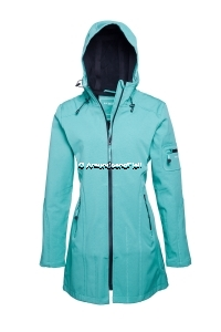 ILSE JACOBSEN Rain 07 3/4 Raincoat Sea